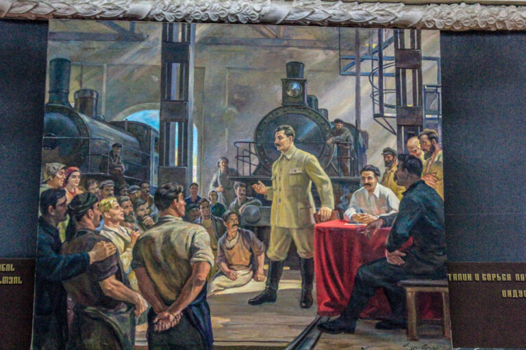 Музей Сталина в Гори © masimovasif.net